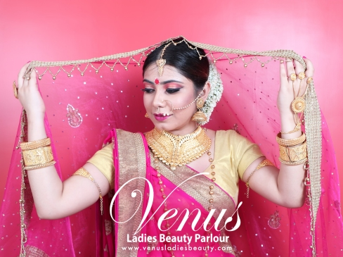 #venus #ladies #beauty #parlour #kolkata #bridal #services #women #peterrgomes #capitanstudios #unicorp #purplepage #makeup #salon #studio